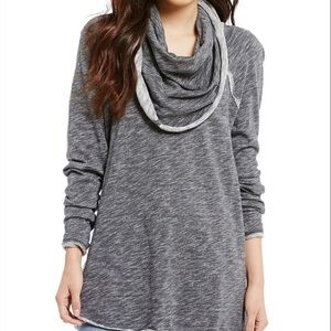 Free People (FP Beach) Coccoon Cowl Neck Sweater